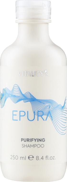 Shampooing à la lavande vraie - Vitality's Epura Purifying Shampoo — Photo N1