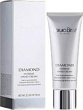 Parfums et Produits cosmétiques Crème rajeunissante pour les mains - Natura Bisse Diamond Extreme Hand Cream