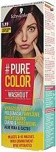 Parfums et Produits cosmétiques Gel-coloration temporaire hydratant - Schwarzkopf Pure Color Washout