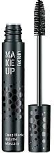Parfums et Produits cosmétiques Mascara volumisant - MuF Deep Black Volume Mascara