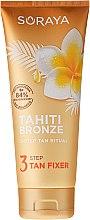 Parfums et Produits cosmétiques Lait prolongateur de bronzage - Soraya Tahiti Bronze 3 Step Tan Fixer
