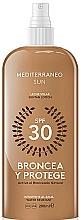 Parfums et Produits cosmétiques Lotion solaire - Mediterraneo Sun Suntan Lotion SPF30