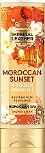Parfums et Produits cosmétiques Gel douche à l'huile d'amande douce - PZ Cussons Imperial Leather Moroccan Sunset Shower Gel
