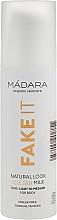 Parfums et Produits cosmétiques Lait auto-bronzant à l'acide hyaluronique pour corps - Madara Cosmetics SPF Fake It Natural Look Self Tan Milk