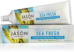 Parfums et Produits cosmétiques Dentifrice à la menthe verte de la mer - Jason Natural Cosmetics Toothpaste Deep Sea Spearmint
