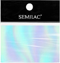 Parfums et Produits cosmétiques Papier à ongles - SEMILAC Transfer Foil (1pcs)