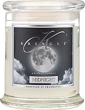 Parfums et Produits cosmétiques Bougie parfumée en jarre - Kringle Candle Midnight