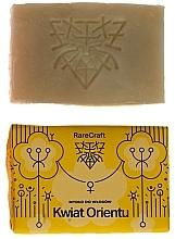 Parfums et Produits cosmétiques Savon naturel pour cheveux, Fleur orientale - RareCraft