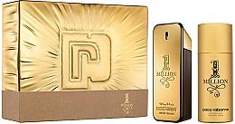 Parfums et Produits cosmétiques Paco Rabanne 1 Million - Coffret (eau de toilette/100 + déodorant spray/150)