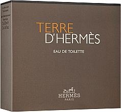 Parfums et Produits cosmétiques Hermes Terre dHermes - Coffret (eau de toilette/2x50ml)