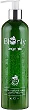 Parfums et Produits cosmétiques Gel douche nourissant à l'huile de pavot - BIOnly Organic Shower Gel