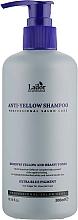 Parfums et Produits cosmétiques Shampooing anti-jaunissement - La'Dor Anti Yellow Shampoo