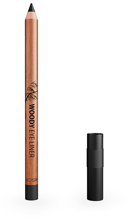 Crayon yeux waterproof - Gosh Woody Eye Liner