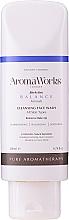Parfums et Produits cosmétiques Mousse nettoyante au pelargonium pour visage - AromaWorks Balance Cleansing Face Wash