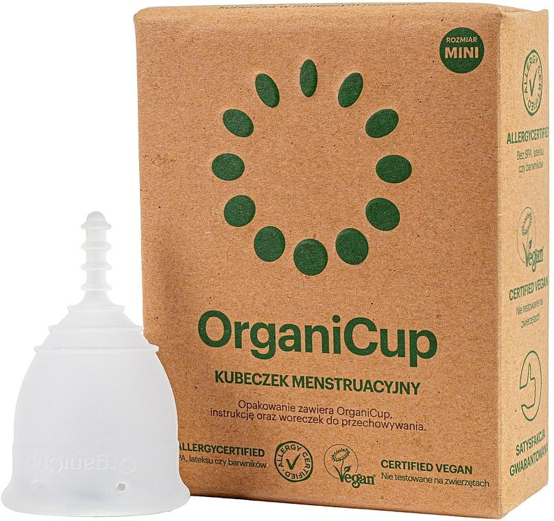 Coupe menstruelle, mini, vegan - OrganiCup