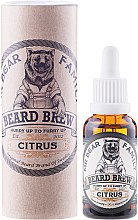 Parfums et Produits cosmétiques Huile à barbe aux agrumes - Mr. Bear Family Brew Oil Citrus