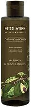 Parfums et Produits cosmétiques Après-shampooing bio à l'huile d'avocat - Ecolatier Organic Avocado Hair Balm