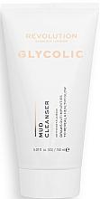 Parfums et Produits cosmétiques Nattoyant à la boue pour visage - Revolution Skincare Glycolic Acid AHA Glow Mud Cleanser