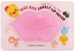 Parfums et Produits cosmétiques Masque-patch pour lèvres - Tony Moly Kiss Kiss Lovely Lip Patch