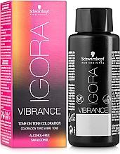 Parfums et Produits cosmétiques Coloration ton sur ton - Schwarzkopf Professional Igora Vibrance Tone On Tone