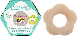 Parfums et Produits cosmétiques Shampoin solide bio pour cheveux ternes et fatigués - Ma Provence Solid Shampoo