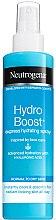 Parfums et Produits cosmétiques Spray à l'acide hyaluronique pour le corps - Neutrogena Hydro Boost Express Hydrating Spray