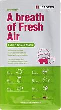 Parfums et Produits cosmétiques Masque rafraîchissant et protecteur pour visage - Leaders Urban Shield Mask