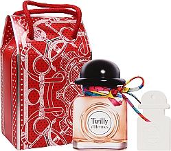 Parfums et Produits cosmétiques Hermes Twilly D'Hermes - Coffret (eau de parfum/50ml + ceramic to parfum)
