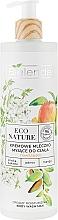 Parfums et Produits cosmétiques Lait de douche crémeux à l'extrait de jasmin - Bielenda Eco Nature Creamy Body Wash Milk Kakadu Plum, Jasmine & Mango