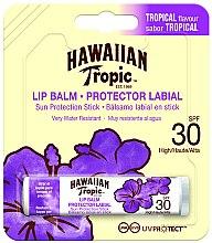 Parfums et Produits cosmétiques Baume à lèvres SPF 30 - Hawaiian Tropic Lip Balm SPF 30