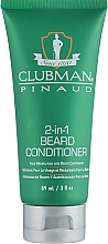 Parfums et Produits cosmétiques Crème revitalisante pour barbe - Clubman Pinaud 2-in-1 Beard Conditioner