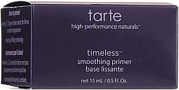Parfums et Produits cosmétiques Base de teint - Tarte Cosmetics Timeless Smoothing Primer