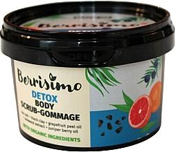 Parfums et Produits cosmétiques Gommage à l'extrait de pamplemousse pour corps - Berrisimo Detox Body Scrub-Gommage