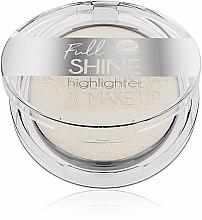 Parfums et Produits cosmétiques Enlumineur compact - Bell Full Shine Highlighter