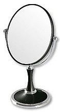 Parfums et Produits cosmétiques Miroir à poser double face 85659, noir - Top Choice