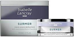 Parfums et Produits cosmétiques Crème de jour légère et protectrice à l'extrait de feuille de théier - Isabelle Lancray Surmer Soft Moisturizing Protecting Cream