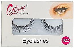 Parfums et Produits cosmétiques Faux-cils, №022 - Glam Of Sweden Eyelashes
