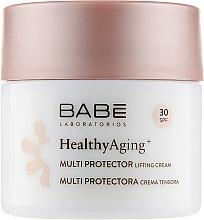 Parfums et Produits cosmétiques Crème au pathénol pour visage SPF 30 - Babe Laboratorios Healthy Aging Multi Protector Lifting Cream