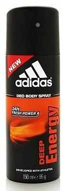 Adidas Deep Energy - Déodorant anti-transpirant — Photo N1