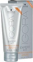 Crème protectrice à la vitamine E pour visage - Schwarzkopf Professional Igora Skin Protection Cream — Photo N2