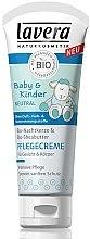 Parfums et Produits cosmétiques Crème à l'onagre bio et beurre de karité pour visage et corps - Lavera Baby Kinder Cream