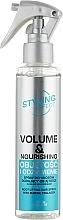 Parfums et Produits cosmétiques Spray volumateur au collagène marin pour cheveux - Joanna Styling Effect Volume & Nourishing Hair Spray