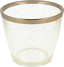 Parfums et Produits cosmétiques Photophore transparent - Yankee Candle Kensington Metallic Band