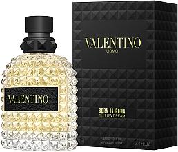 Parfums et Produits cosmétiques Valentino Born In Roma Uomo Yellow Dream - Eau de Toilette
