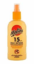 Parfums et Produits cosmétiques Spray protecteur solaire anti-piqûres d'insectes pour corps SPF 15 - Malibu Daily Defense SPF15