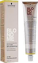 Parfums et Produits cosmétiques Crème éclaircissante pour cheveux blondes - Schwarzkopf Professional BlondMe Hi-Lighting