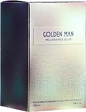 Parfums et Produits cosmétiques Vittorio Bellucci Golden Man - Eau de Toilette