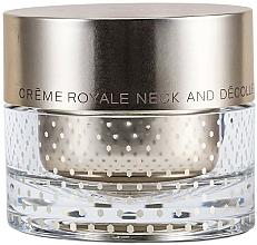 Parfums et Produits cosmétiques Crème anti-âge pour cou et décolleté - Orlane Creme Royale Neck and Decollete