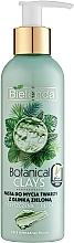 Parfums et Produits cosmétiques Pâte nettoyante à l'argile verte pour visage - Bielenda Botanical Clays Vegan Face Wash Paste Green Clay