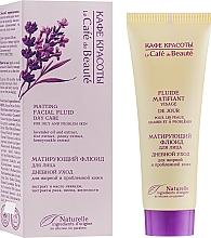 Parfums et Produits cosmétiques Fond de teint matifiant - Le Cafe de Beaute Matting Fluid